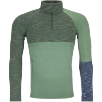 Buy 230 Competition Zip Neck M Green Isar Blend