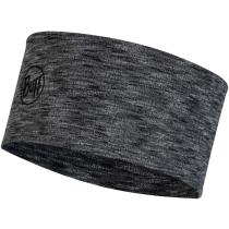 Buy 2L Midweight Merino Wool Headband Graphite Multi Stripes