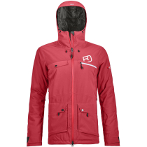 Compra 2L Swisswool Andermatt Jacket W Hot Coral