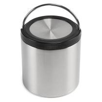 Achat 32oz TK Canister (w/Insulated Lid) Brushed Stainless