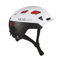 3Tech Alpi Helmet White Red