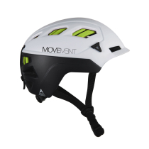 3Tech Alpi Helmet Charcoal White Green