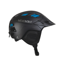 3Tech Freeride Helmet black blue