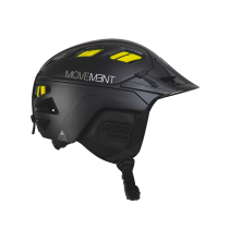 Kauf 3Tech Freeride Helmet black lime