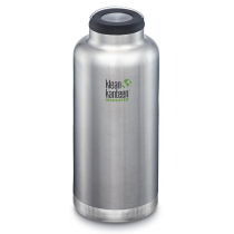 Achat 64oz TKWide (w/Wide Loop Cap) Brushed Stainless