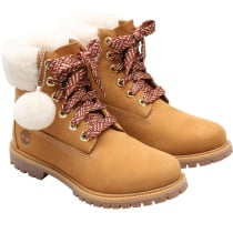 Achat 6in Premium w/Shearling Collar Wheat