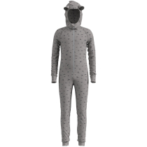 Buy  Active Warm One piece Enfants Grey Melange