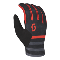 Kauf Ridance Lf Black/Fiery Red