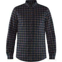 Compra Övik Flannel Shirt M Dark Navy