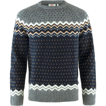 Achat Övik Knit Sweater M Dark Navy