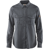 Compra Övik Travel Shirt LS W Dusk