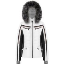 Acquisto Aalya Ski Jacket Multico White