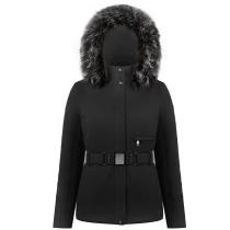 Acquisto Abassia Stretch Ski Jacket Black