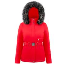 Achat Abassia Stretch Ski Jacket Scarlet Red 5
