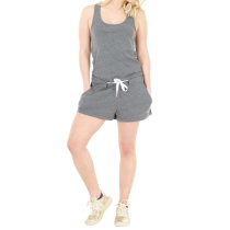 Buy Abby Overall Dark Grey