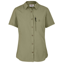 Acquisto Abisko Hike Shirt SS W Savanna