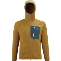 Achat Abrasion Fleece Hoodie M Hamilton/Orion Blue