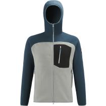 Acquisto Felpa con cappuccio Abrasion Fleece Hoodie M Monumento/Orion Blue
