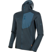 Buy Aconcagua Light ML Hooded Jacket Men Wing Teal