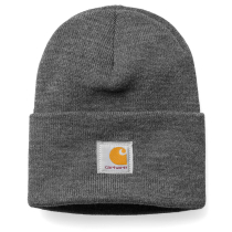 Achat Acrylic Watch Hat Dark Grey Heather