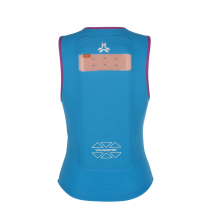 Kauf Action Vest Junior Girl Blue/Purple
