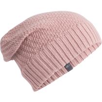 Achat Adult Skyline Slouch Beanie Wood Rose