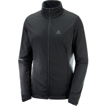 Buy Agile Warm Jacket W Black