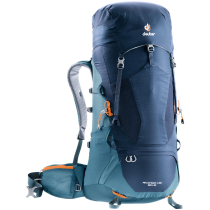 Buy Aircontact Lite 50 + 10 Navy/Arctic Blue