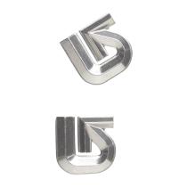 Buy Al Logo Mat Silver