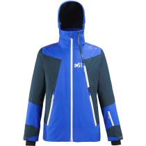 Alagna Stretch Jacket M Abyss/Orion Blue