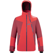 Kauf Alagna Stretch Jacket M Fire/Tibetan Red