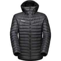 Buy Albula IN Hooded Jacket Men Black White