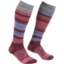 Buy All Mountain Long Socks Warm W Multicolour