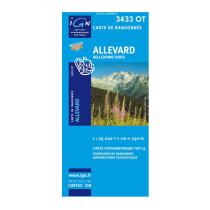 Buy Allevard-Belledonne Nord 3433OT