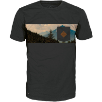 Acquisto Alp-Panorama Teeshirt Dark Shadow