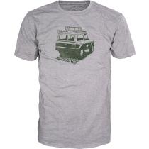 Acquisto Alp Safari T-Shirt Grey Melange