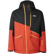 Compra Alpin Jacket Black/Pumpkin Red