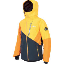Kauf Alpin Jkt Dark Blue Yellow