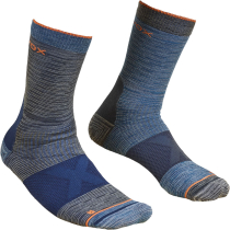 Buy Alpinist Mid Socks M Dark Grey