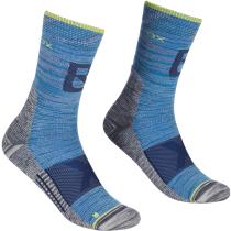 Compra Alpinist Pro Compression Mid Socks M Safety Blue