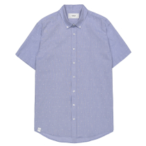 Buy Anchors SS Shirt Blue