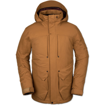 Achat Anders 2L Tds Jacket Caramel