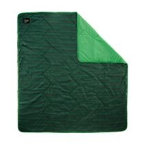 Buy Argo Blanket Green Print