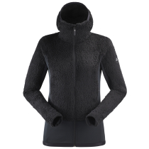 Buy Arias Fleece Hoodie W Black/Noir