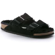Compra Arizona Shearling Suede Leather Black