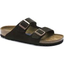 Compra Arizona Soft Footbed Suede Leather Mocha