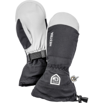 Acquisto Army Leather Heli Ski Mitten Noir