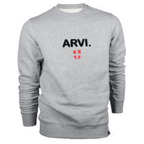 Achat Arvi Crew Light Grey Heather