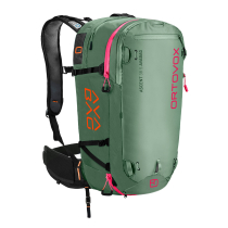 Acquisto Ascent 38 S Avabag Sans Kit Green Isar