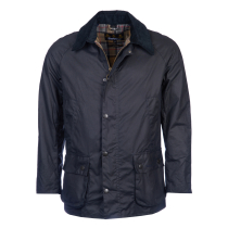 Achat Ashby Wax Jacket Navy